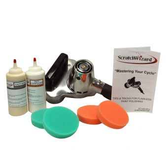 Cyclo Polisher + Pads & Polish