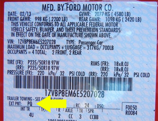 Vehicle Status Check >> Ford